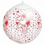 Baloane cu heliu: simple, baloane folie, baloane cifra, aranjamente baloane